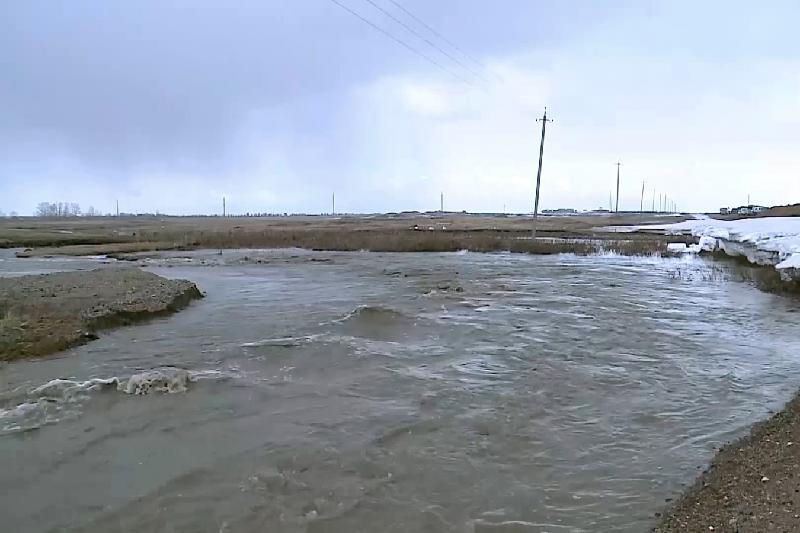 ВрекахРеспублики Казахстанподниметсяуровеньводы