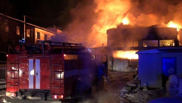 В Астане обрушилось здание: одна из пострадавших погибла