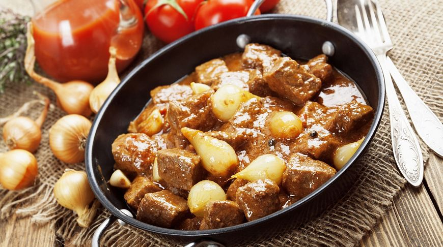 Традиционная кухня Казахстана