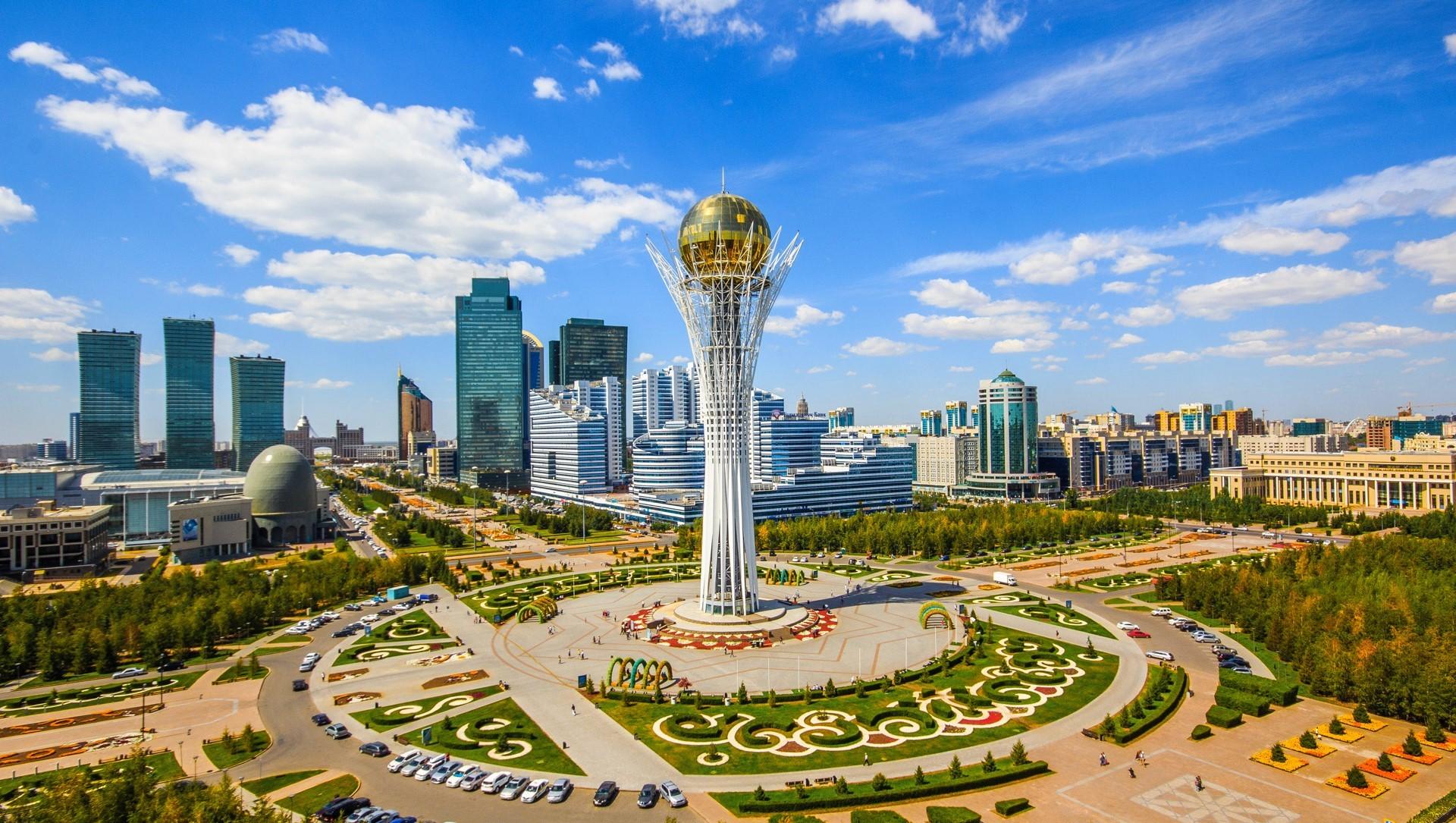 Новая Астана: левый берег глазами туриста