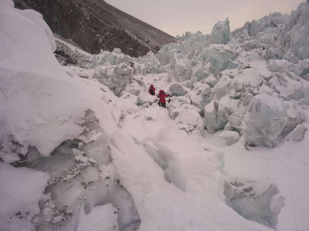 Альпинисты из Казахстана не сумели покорить гору смерти