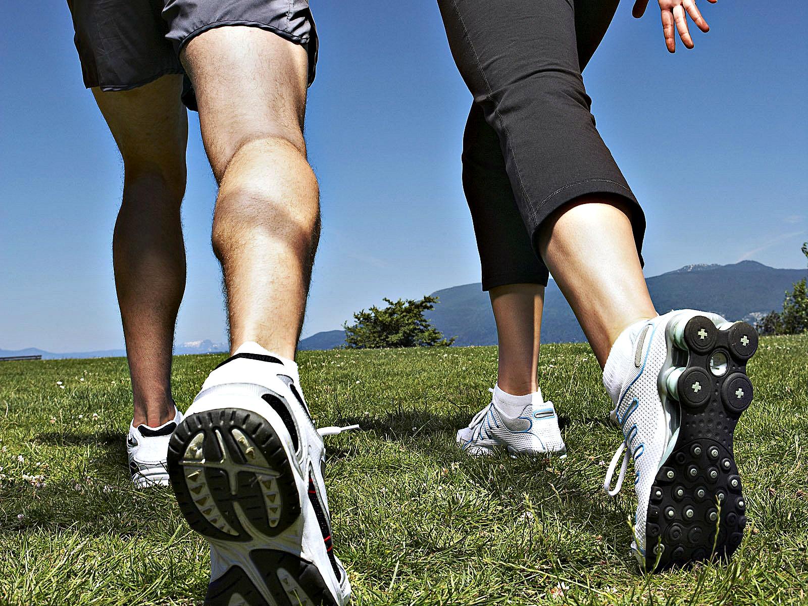 7 причин ходить пешком чаще