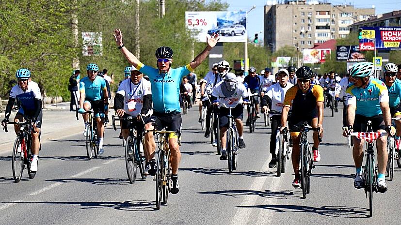 1 мая в Атырау состоится массовый велопробег
