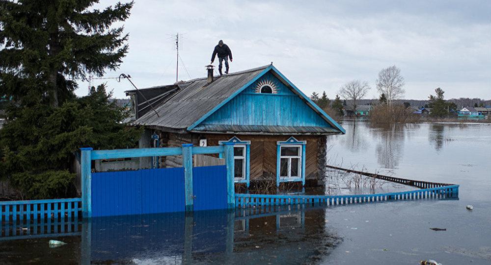 Д. Абаев о паводках в Казахстане: «Главное, чтобы не было жертв»