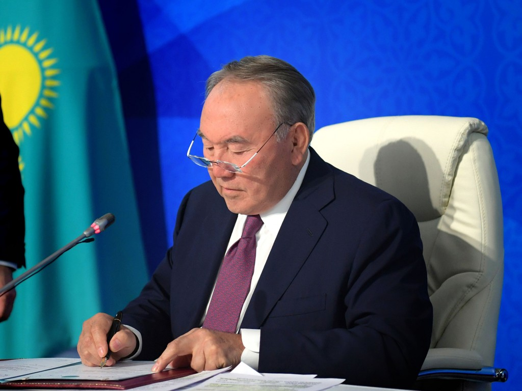 Елбасы рассказал, как преодолеть глобальный кризис