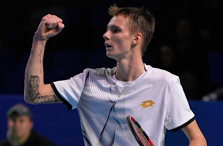 Теннисист из РК выиграл турнир серии ATP Challenger