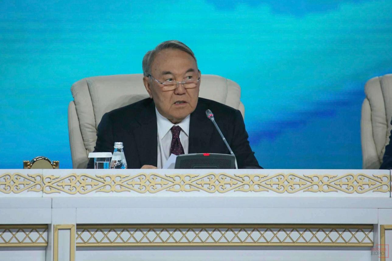 Первый Президент РК: «Когда лидер государства и народ едины — берётся любая высота»