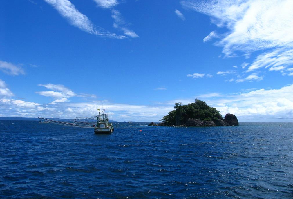 Незрячий японец пересек на яхте Тихий океан