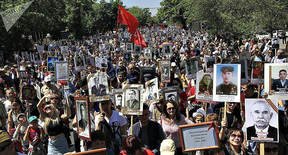 В Актобе отменят шествие «Бессмертного полка»