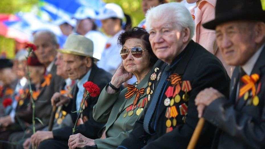Более 2,6 млрд тенге получат ветераны ВОВ в честь 9 Мая