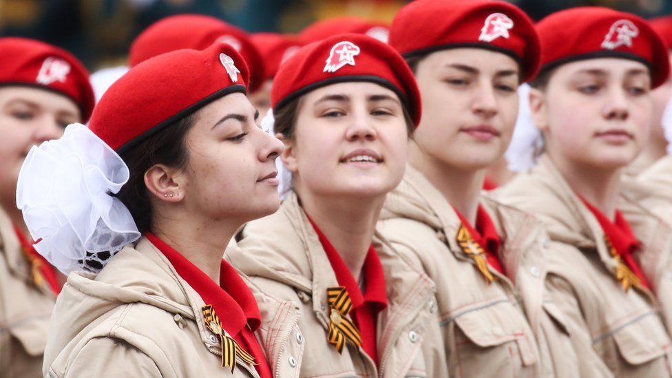 Парад Победы-2019 в столице России прошел без авиации: Фотообзор