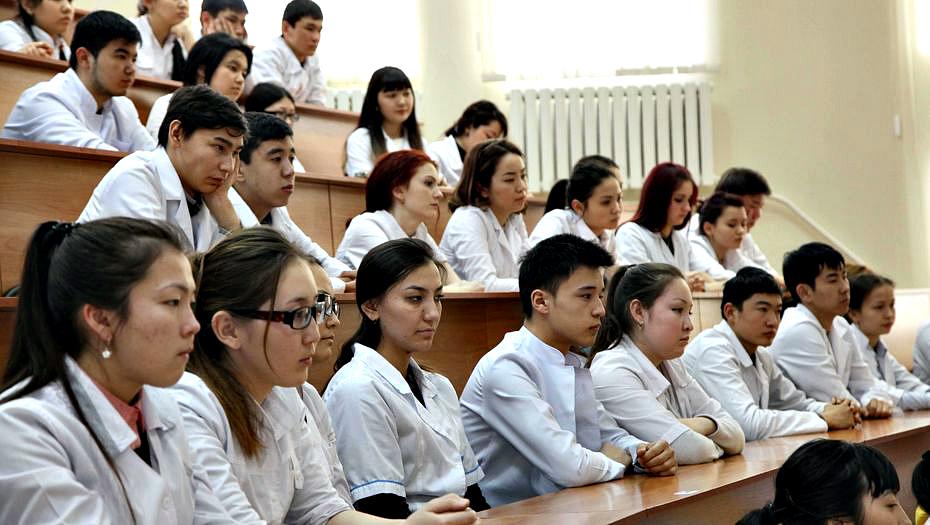 Оценка знаний студентов-медиков: Порогового уровня достигла только одна академия РК