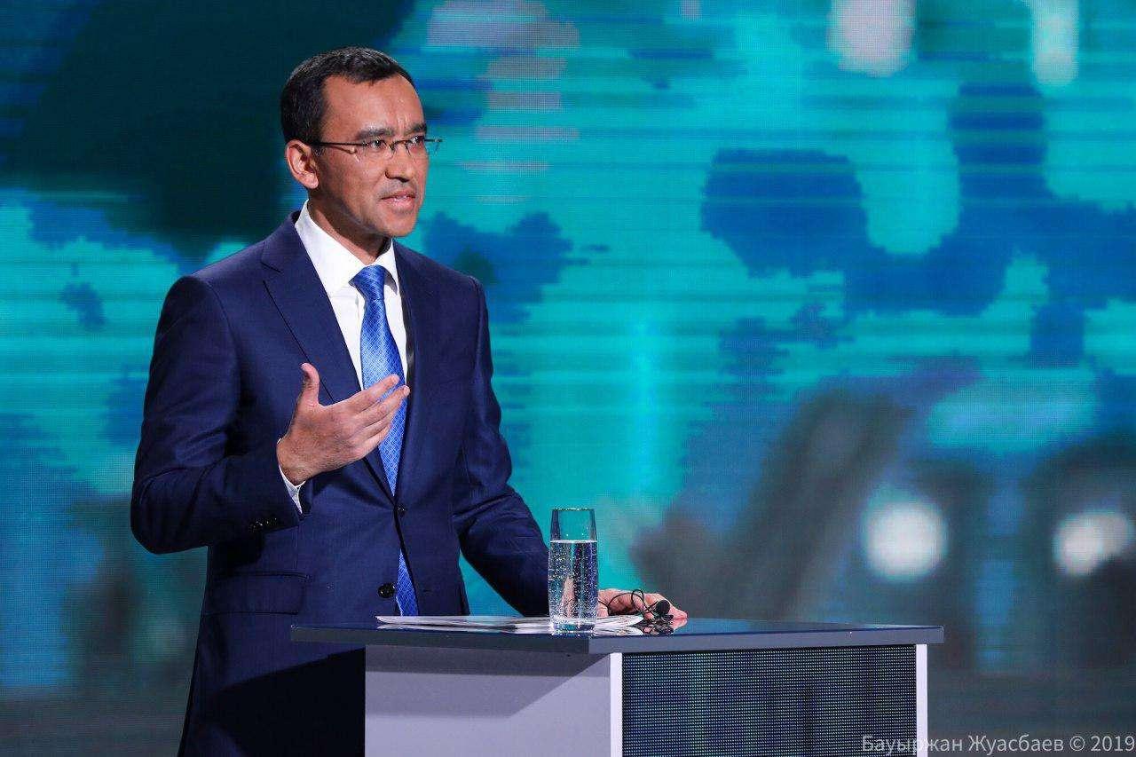 Дебаты кандидатов в президенты РК. Текстовая трансляция