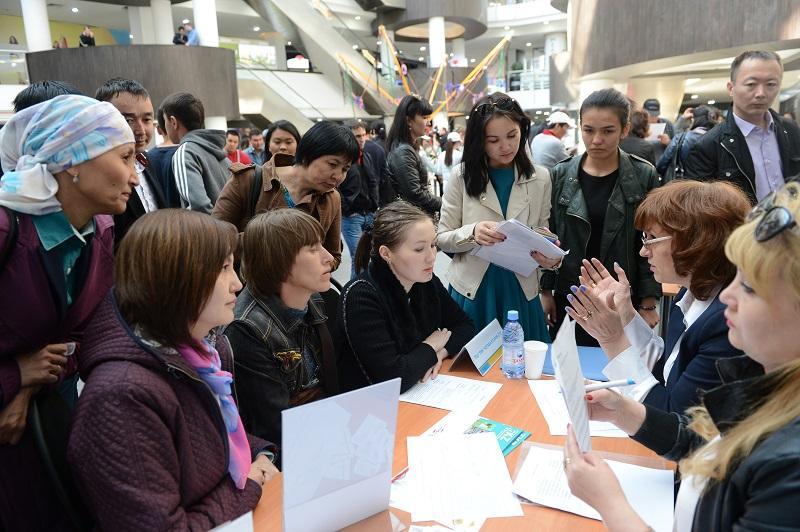 Ярмарка вакансий в Нур-Султане: Работодатели рассказали, какие специалисты им нужны