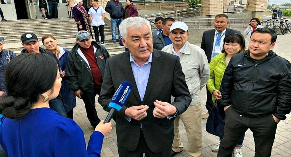Амиржан Косанов: Оппозиционные настроения приобрели легитимный статус