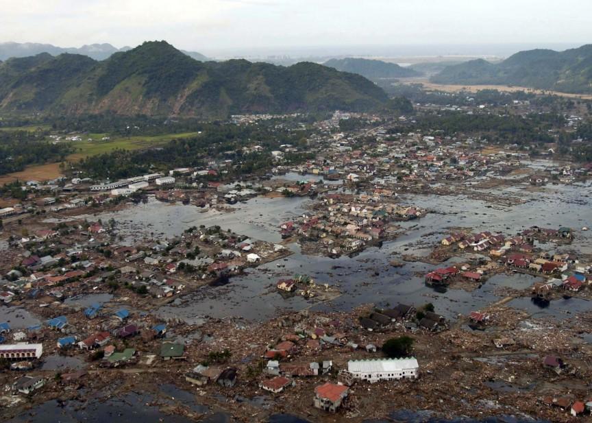 Реальность 21 века: До 6-ти стихийных бедствий одновременно