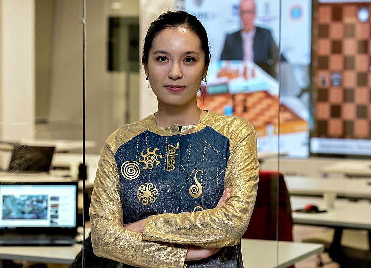Казахстанская шахматистка стала лучшей в чемпионате Азии