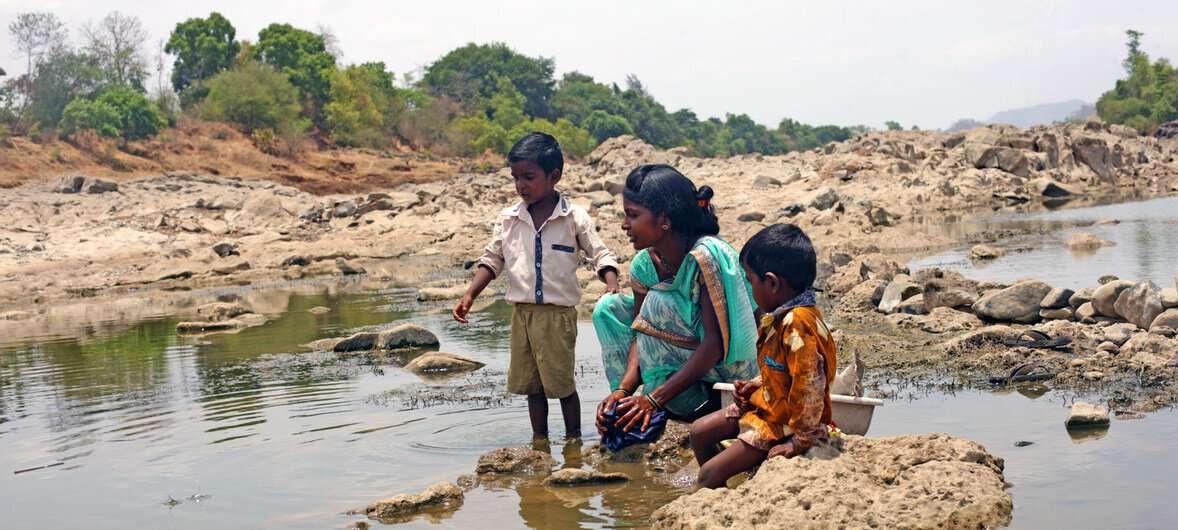 ЮНИСЕФ: В мире 4,2 млрд человек лишены элементарных условий санитарии