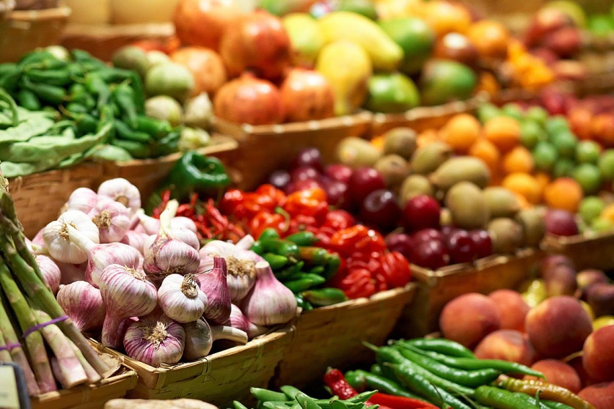 А. Мамин: Рынок насыщен свежими овощами — цены должны снижаться
