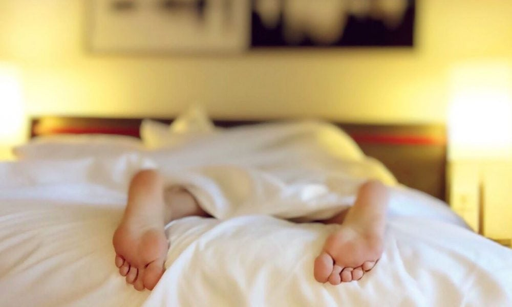 Ученые: Во время сна мозг очищается от токсинов