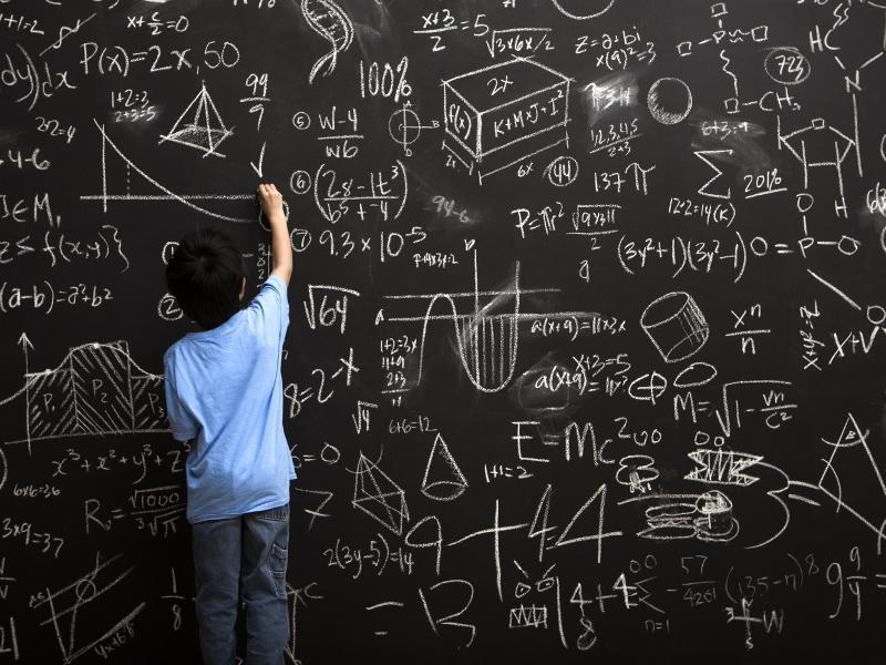 Тест: Пятиклассники легко справляются с этим тестом по математике, но не взрослые