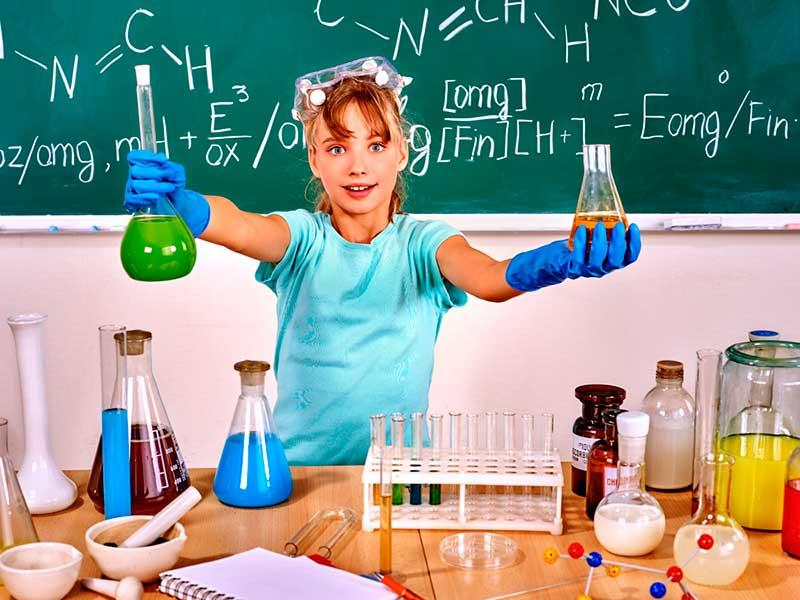 Тест: Проверим, что вы помните из химии?
