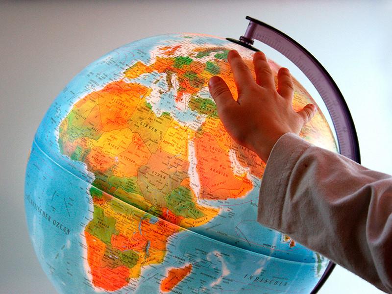Тест на знание географических фактов