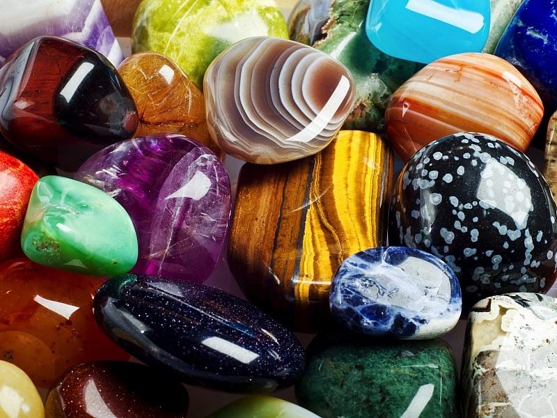 Тест: Выберите камень и узнайте о себе интересные факты