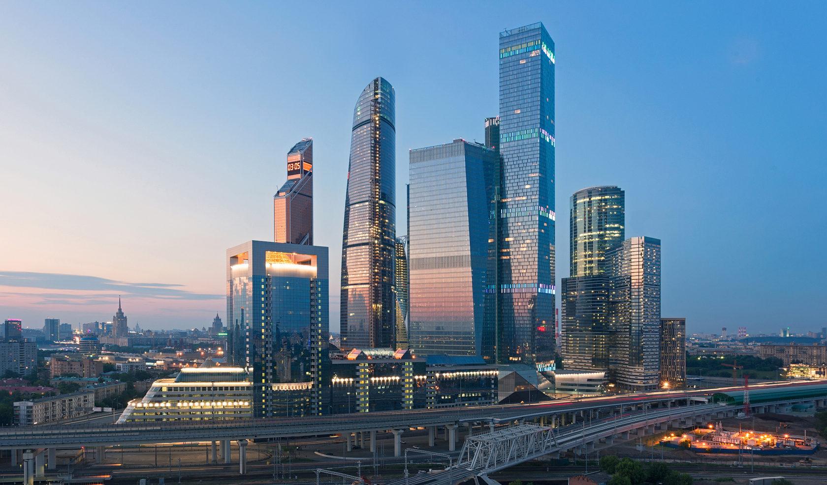 Роскошные апартаменты: звезды, проживающие в Москва-Сити