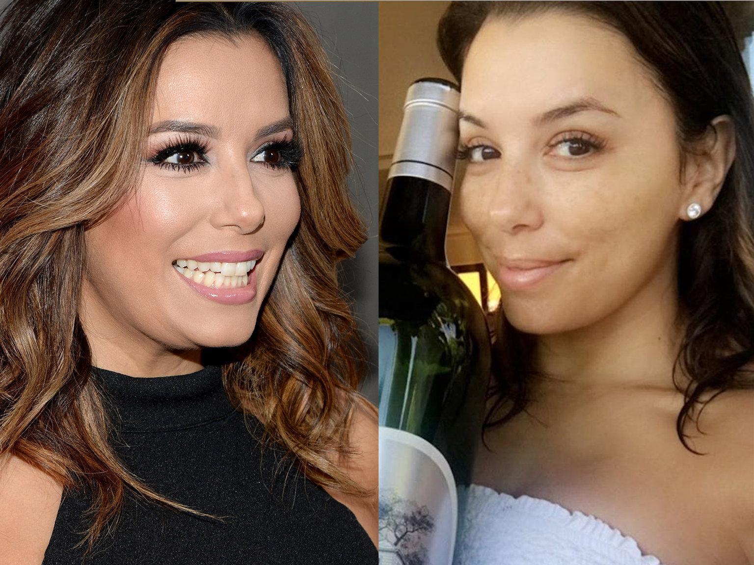Как на самом деле выглядят русские и зарубежные знаменитости без макияжа?