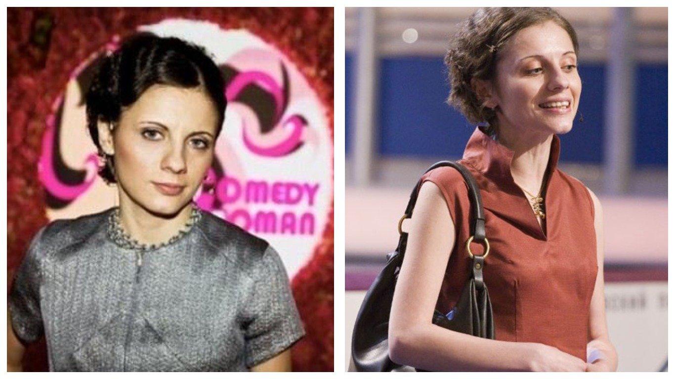Участницы Comedy Woman: изменения во внешности до и после прихода известности