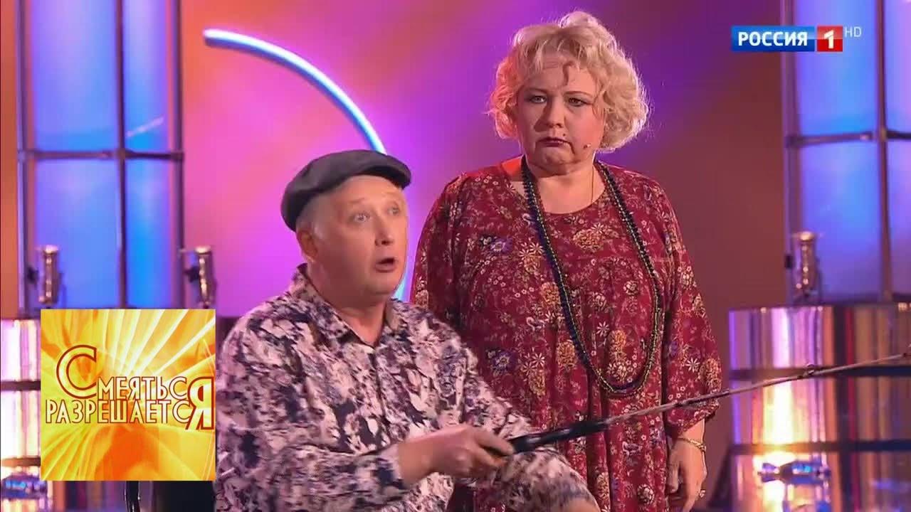 Что происходит в жизни юмористов-супругов Валентины Коркиной и Виктора Остроухова?