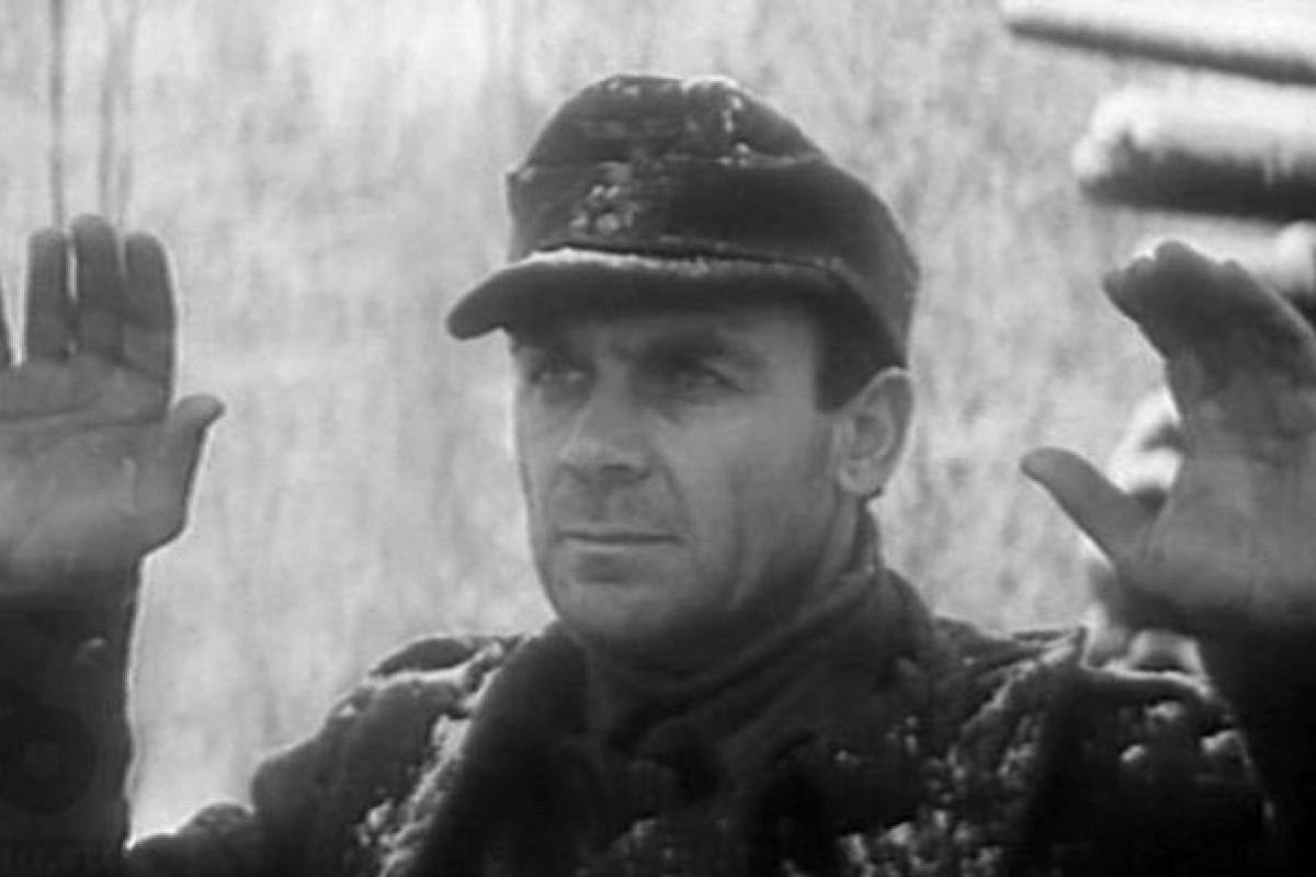 Мужественному актеру театра и кино Владимиру Заманскому — 94