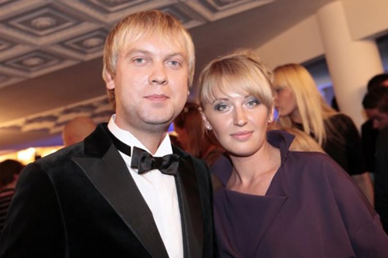 Две супруги Сергея Светлакова: бывшая и настоящая