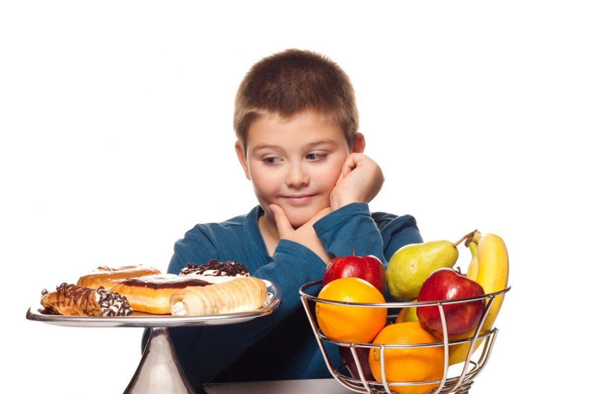 Правильное питание для детей с лишним весом в возрасте 7–10 лет