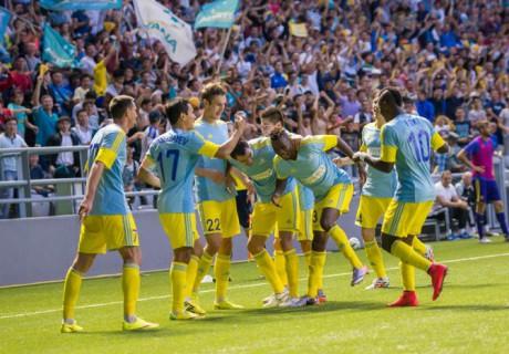Последние известия из чемпионата Казахстана по футболу