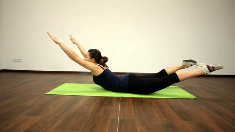 Комплекс простых упражнений от запоров и вздутия живота