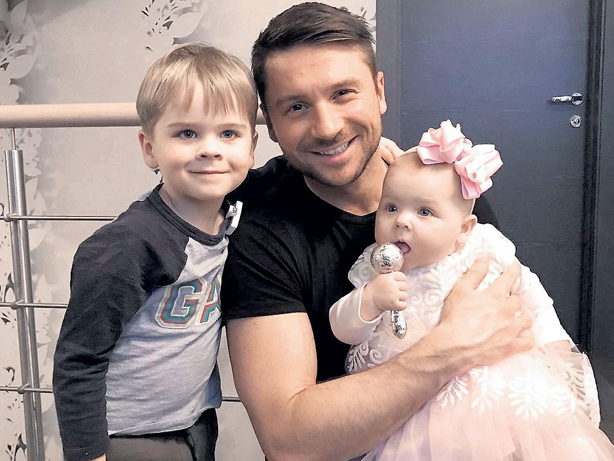 Дети российских знаменитостей, рожденные суррогатными матерями