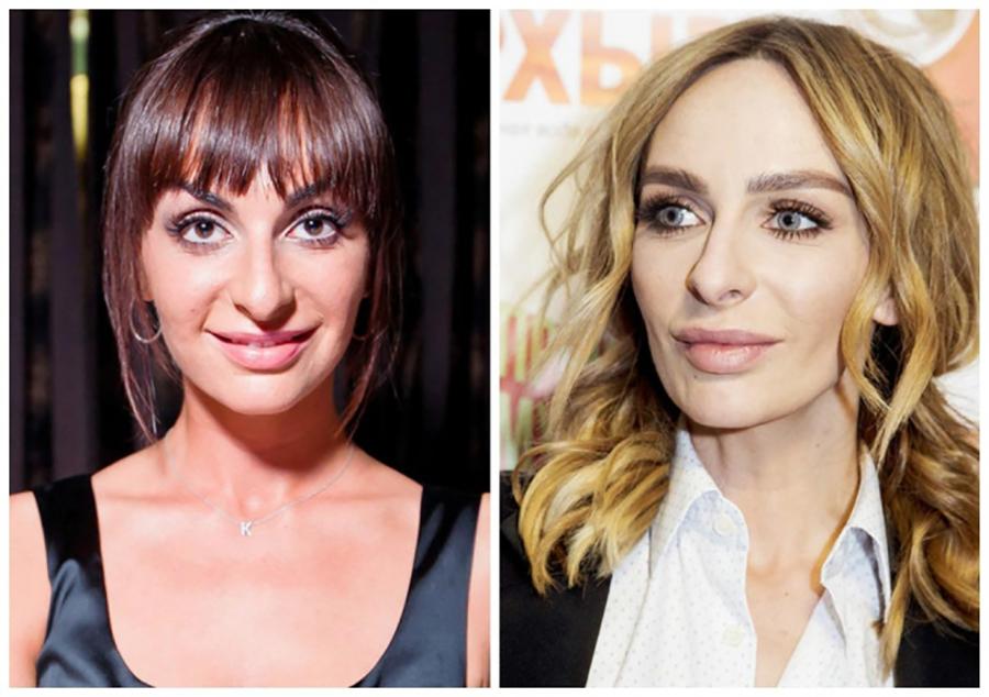 До и после: изменения во внешности актрис из «Comedy Woman»