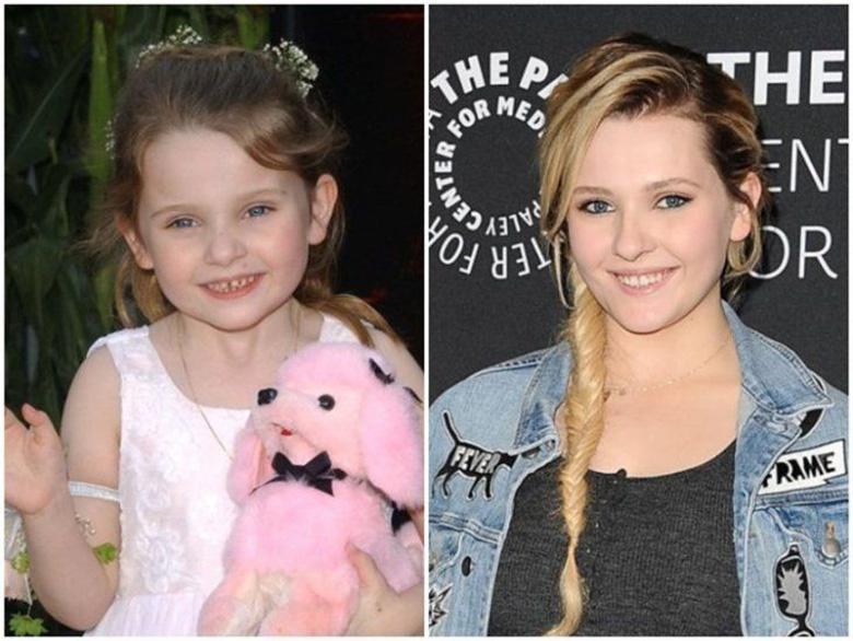7 девочек-актрис, которые выросли и похорошели