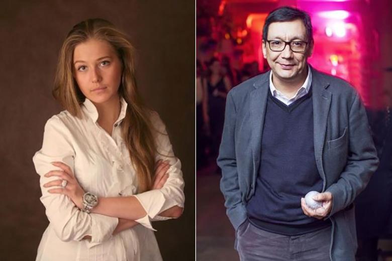 Талантливая актриса Карина Андоленко и мужчины в ее жизни