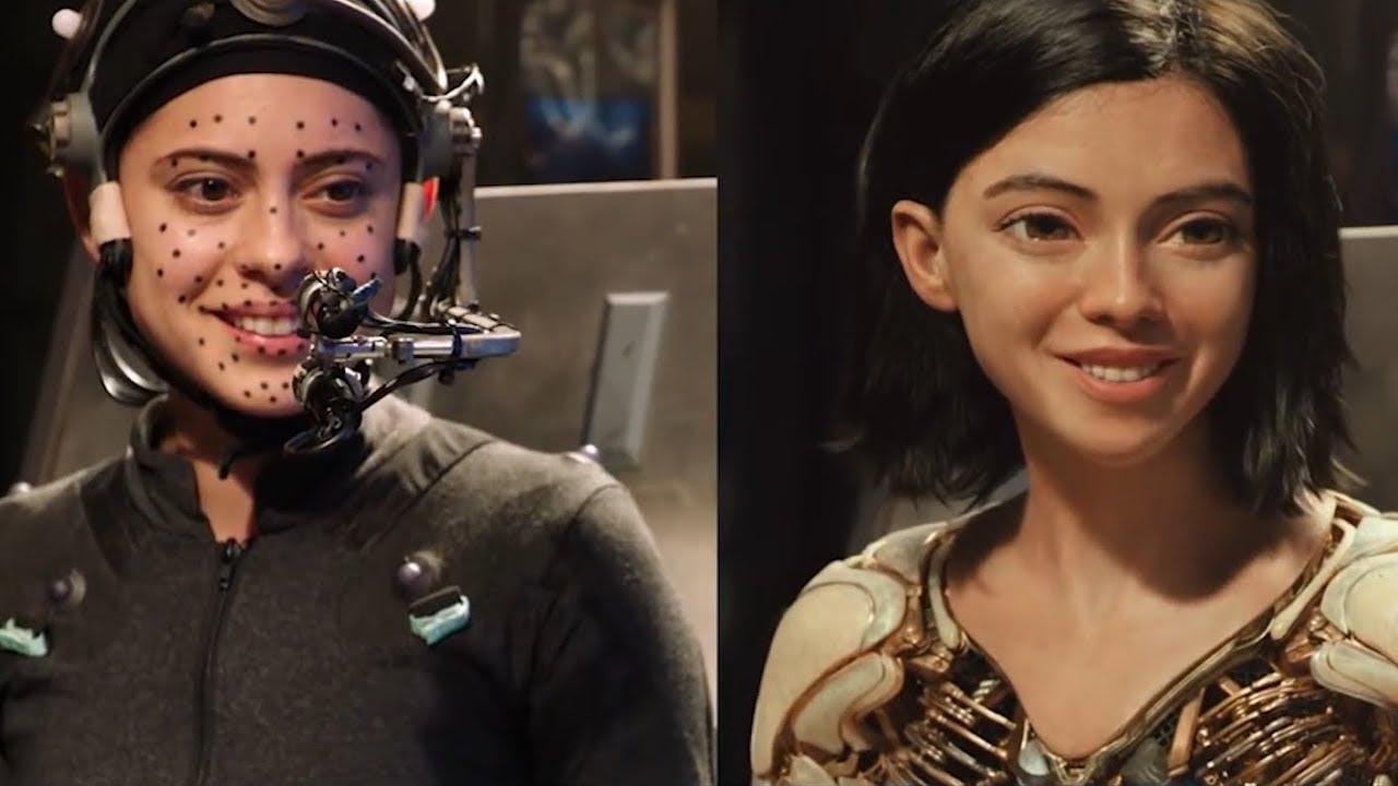 Как выглядят актёры, сыгравшие виртуальных персонажей в кино