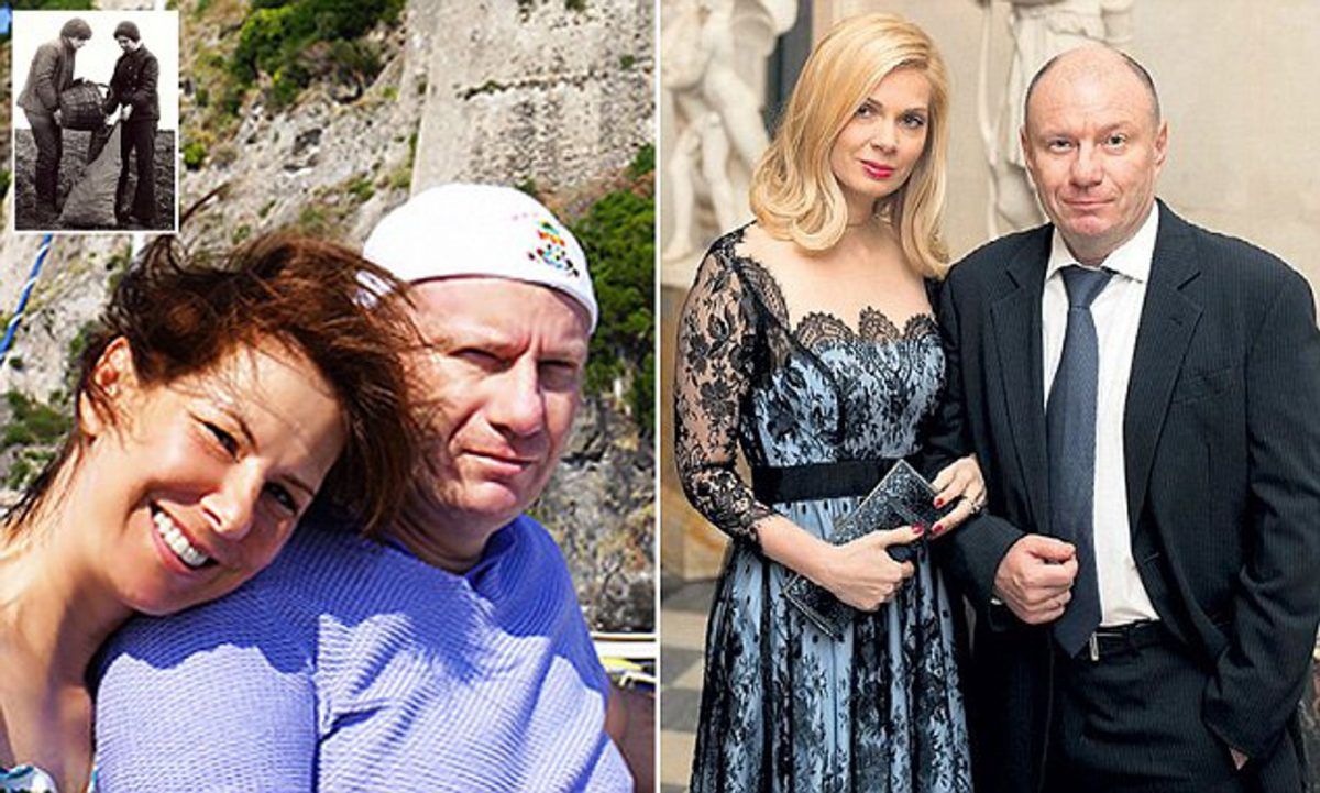 К кому от жен уходят знаменитые миллиардеры